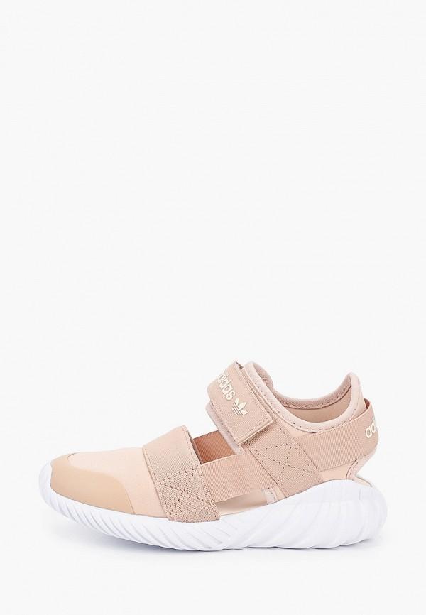 сандалии adidas малыши, бежевые
