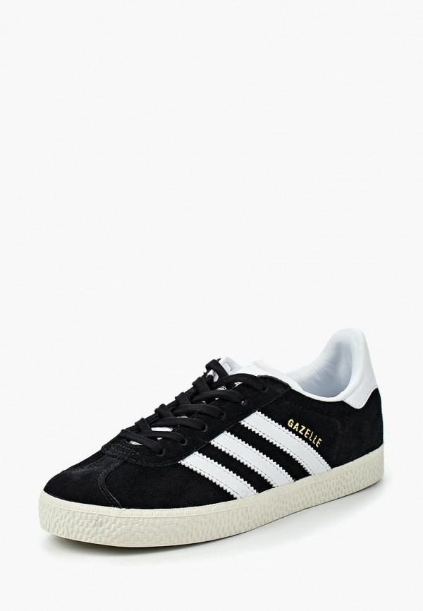Купить Кеды adidas Originals, adidas Originals AD093AKQHV37, черный, Весна-лето 2018