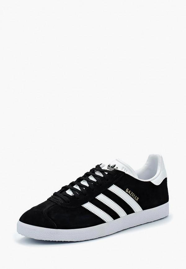 Купить мужские кеды adidas Originals черного цвета