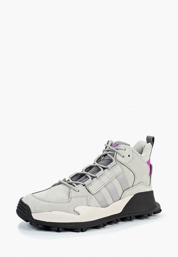 Купить Кроссовки adidas Originals, adidas Originals AD093AMCCZS8, серый, Осень-зима 2018/2019