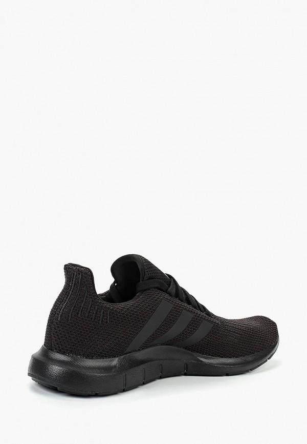 Фото 2 - мужские кроссовки adidas Originals черного цвета