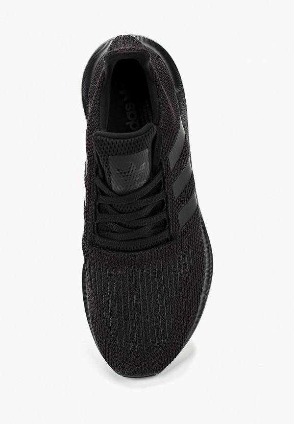 Фото 4 - мужские кроссовки adidas Originals черного цвета