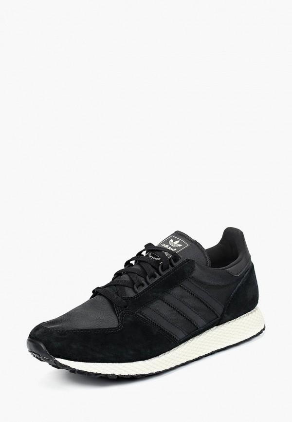 Купить Кроссовки adidas Originals, adidas Originals AD093AMCCZV5, черный, Осень-зима 2018/2019