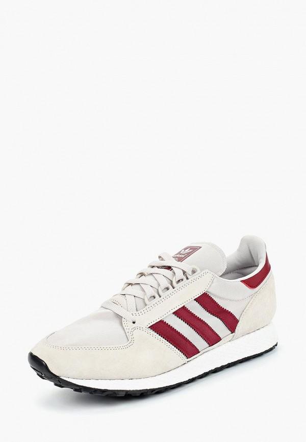 Купить Кроссовки adidas Originals, Forest Grove, AD093AMCCZW0, серый, Осень-зима 2018/2019