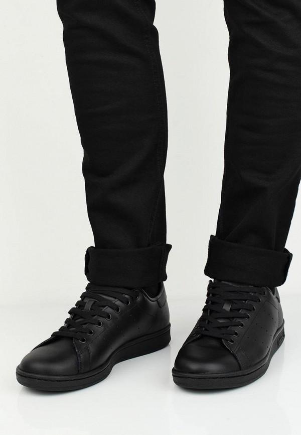 Фото 5 - мужские кеды adidas Originals черного цвета