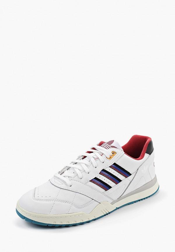 Фото 2 - Кроссовки adidas Originals белого цвета