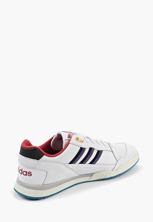 Фото 3 - Кроссовки adidas Originals белого цвета