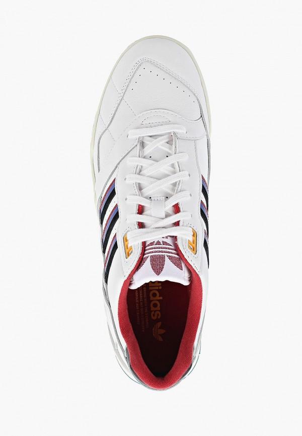 Фото 4 - Кроссовки adidas Originals белого цвета