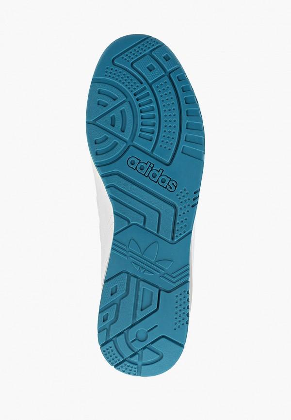 Фото 5 - Кроссовки adidas Originals белого цвета