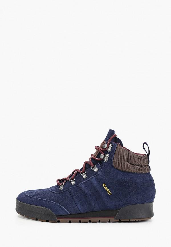 мужские высокие ботинки adidas, синие