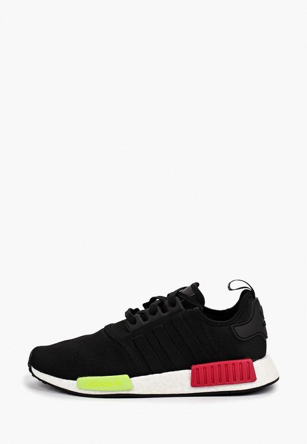 Фото - Кроссовки adidas Originals черного цвета