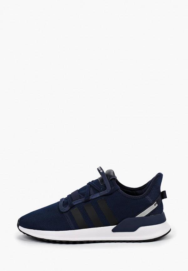 Фото - Кроссовки adidas Originals синего цвета