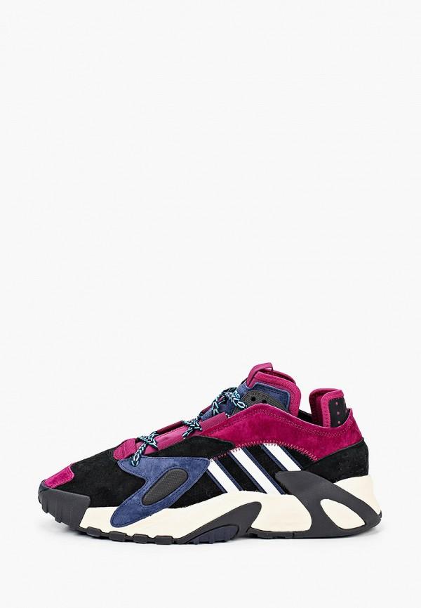 мужские кроссовки adidas, фиолетовые