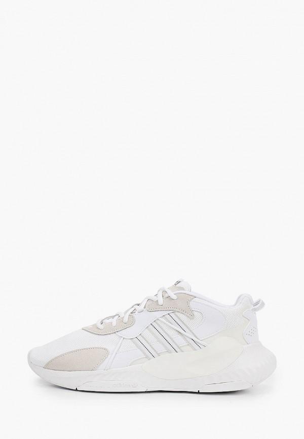 Кроссовки adidas Originals adidas Originals H69041 белый фото