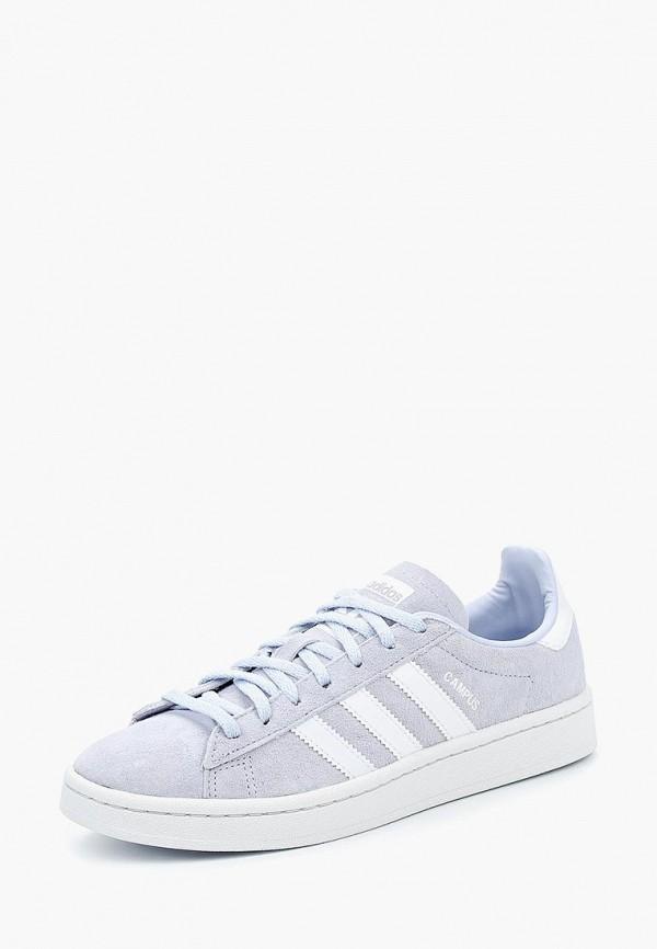 Купить Кеды adidas Originals, adidas Originals AD093AWALPY3, голубой, Весна-лето 2018