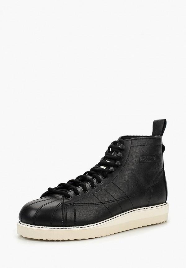 Кеды adidas Originals, adidas Originals AD093AWCCZX6, черный, Осень-зима 2018/2019  - купить со скидкой