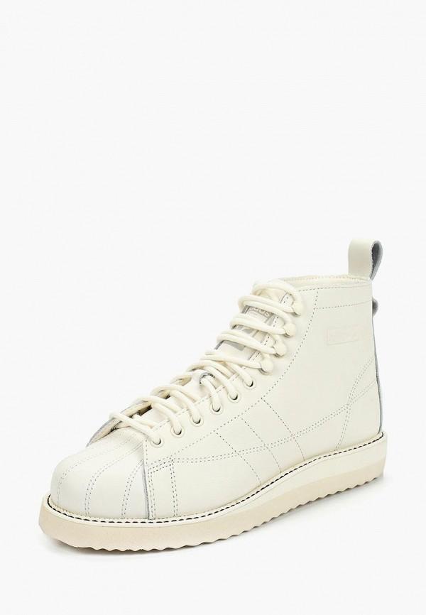 Купить Ботинки adidas Originals, adidas Originals AD093AWCCZX7, белый, Осень-зима 2018/2019