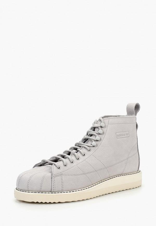 Купить Кеды adidas Originals, adidas Originals AD093AWCCZX8, серый, Осень-зима 2018/2019