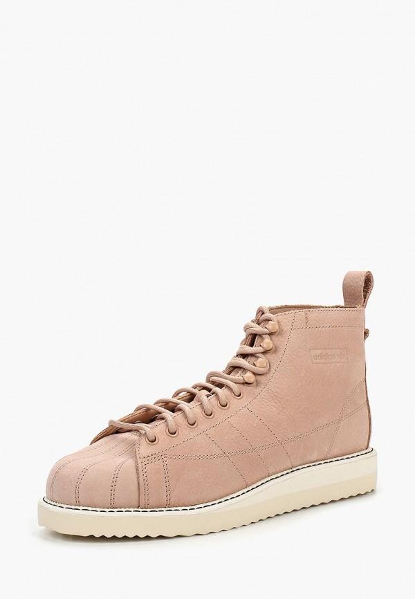 Купить Кеды adidas Originals, adidas Originals AD093AWCCZX9, розовый, Осень-зима 2018/2019