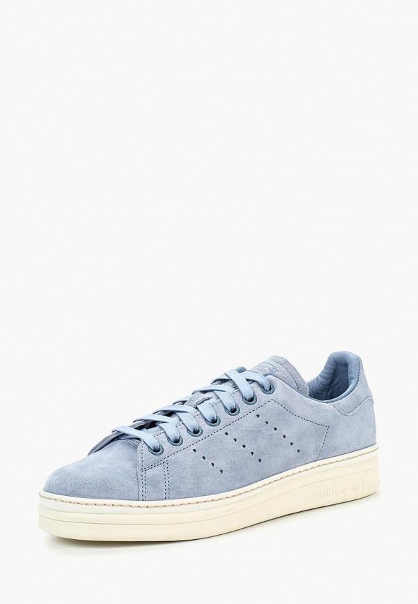 Купить Кеды adidas Originals, adidas Originals AD093AWCCZY8, голубой, Осень-зима 2018/2019