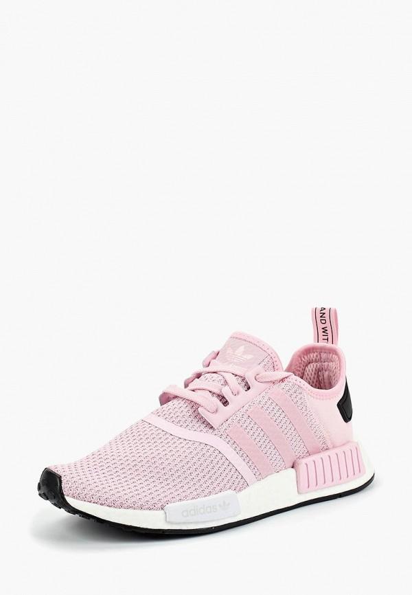 Купить Кроссовки adidas Originals, adidas Originals AD093AWCDAK3, розовый, Осень-зима 2018/2019