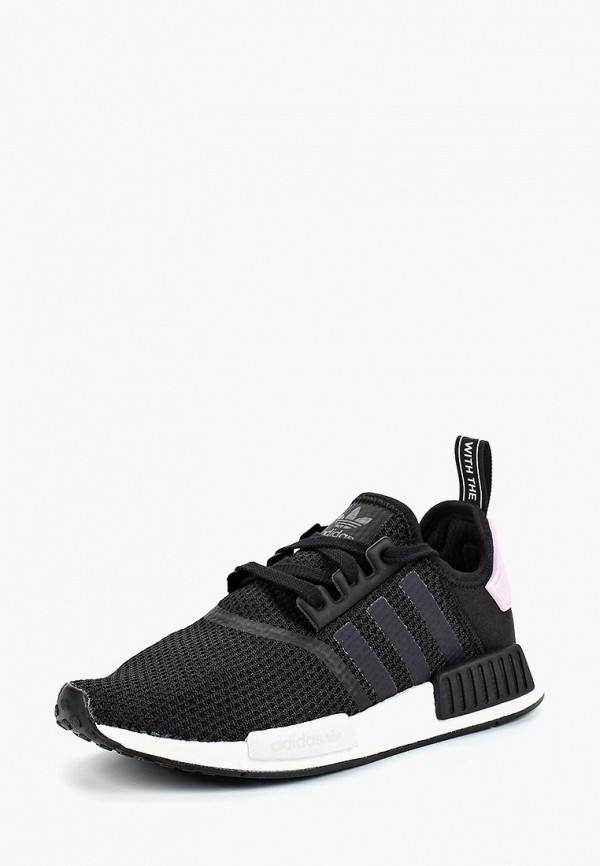 Купить Кроссовки adidas Originals, adidas Originals AD093AWCDAK4, черный, Осень-зима 2018/2019