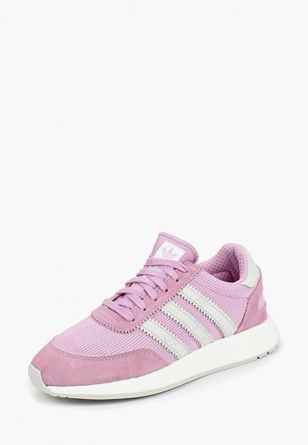 Купить Кроссовки adidas Originals, adidas Originals AD093AWCDAL9, розовый, Осень-зима 2018/2019