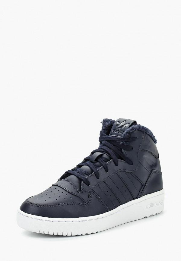 Купить Кеды adidas Originals, adidas Originals AD093AWCUGO5, синий, Осень-зима 2018/2019