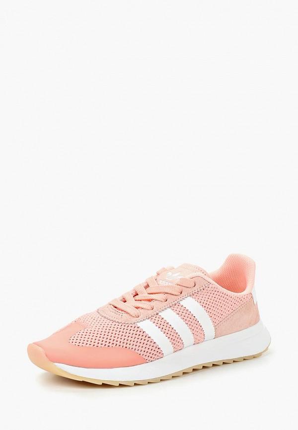 Купить Кроссовки adidas Originals, adidas Originals AD093AWDKOB3, розовый, Осень-зима 2018/2019