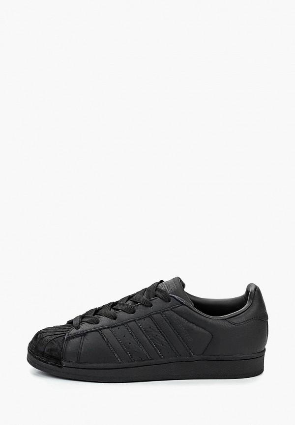 Купить Кеды adidas Originals, adidas Originals AD093AWEDYH5, черный, Весна-лето 2019