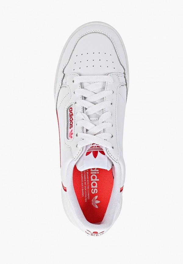Фото 4 - женские кеды adidas Originals белого цвета