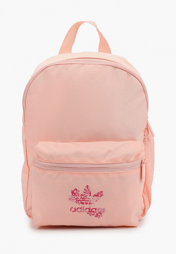 рюкзак adidas для девочки, розовый