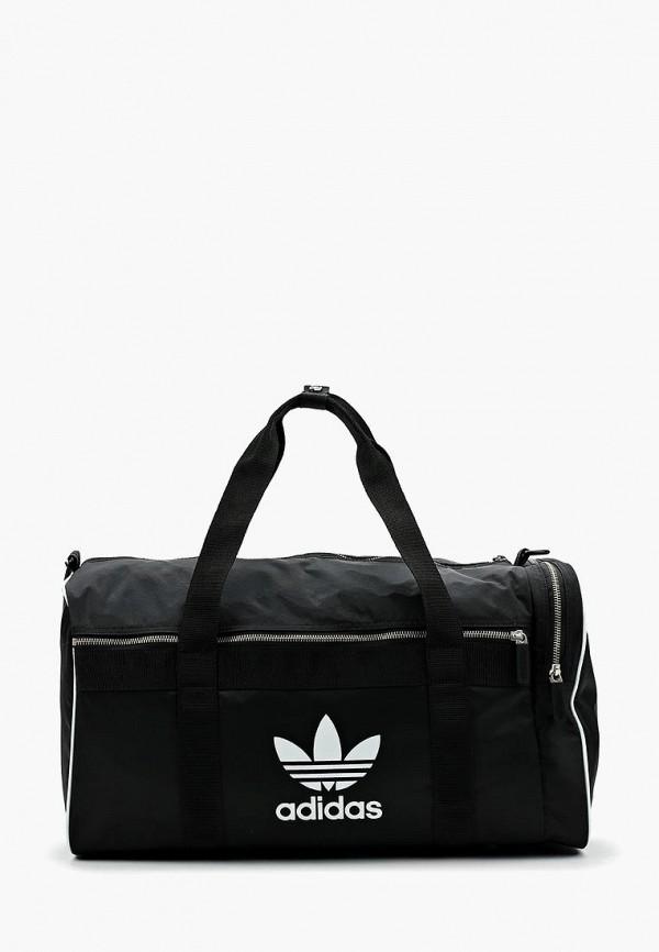 Купить Сумка спортивная adidas Originals, adidas Originals AD093BUALQU8, черный, Осень-зима 2018/2019