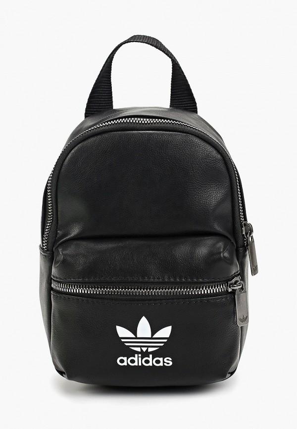 Фото - женский рюкзак adidas Originals черного цвета