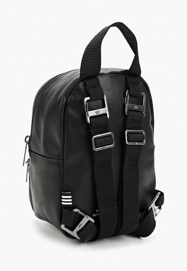 Фото 2 - женский рюкзак adidas Originals черного цвета