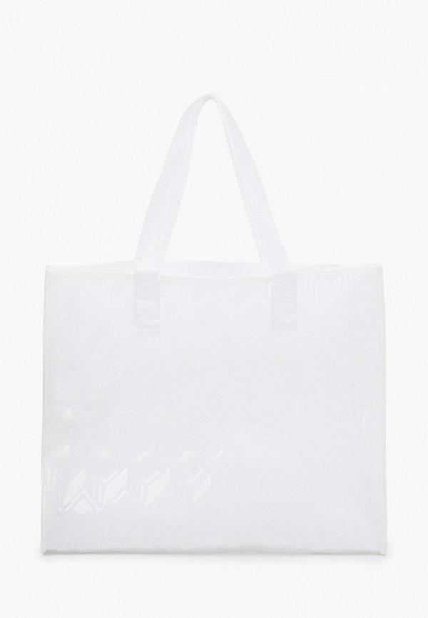 женская сумка-шоперы adidas, белая