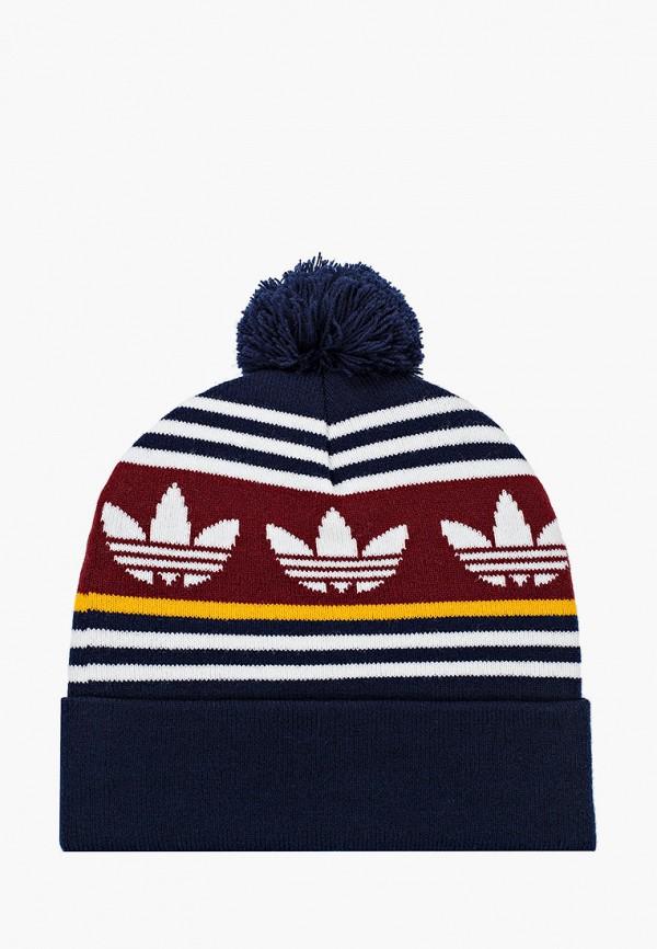 женская шапка adidas, разноцветная