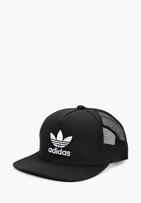Купить Бейсболка adidas Originals, adidas Originals AD093CUUNJ04, черный, Осень-зима 2018/2019