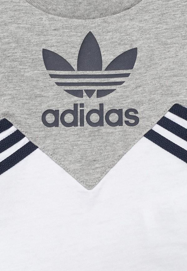 Футболка для мальчика adidas Originals CY3481 Фото 3