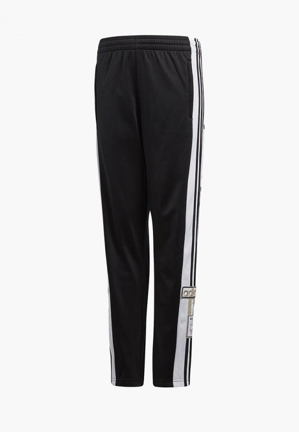 Купить Брюки спортивные adidas Originals, adidas Originals AD093EBCCZL8, черный, Осень-зима 2018/2019