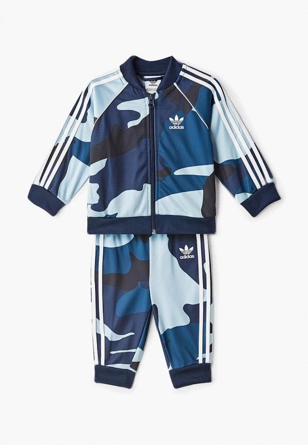 купить Костюм спортивный adidas Originals adidas Originals AD093EBEOLH1 онлайн