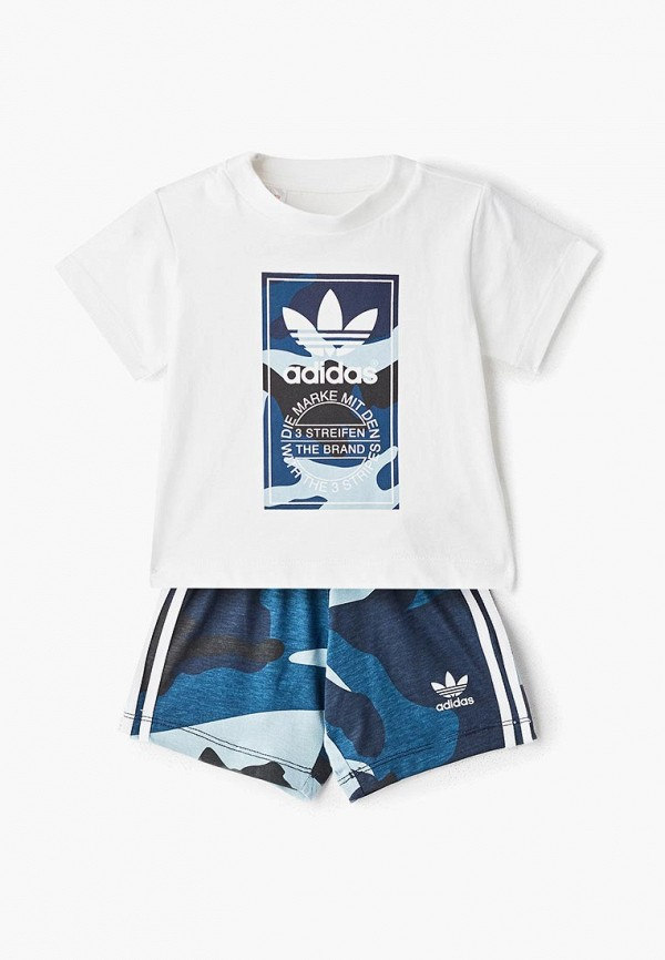 купить Костюм спортивный adidas Originals adidas Originals AD093EBEOLH2 онлайн