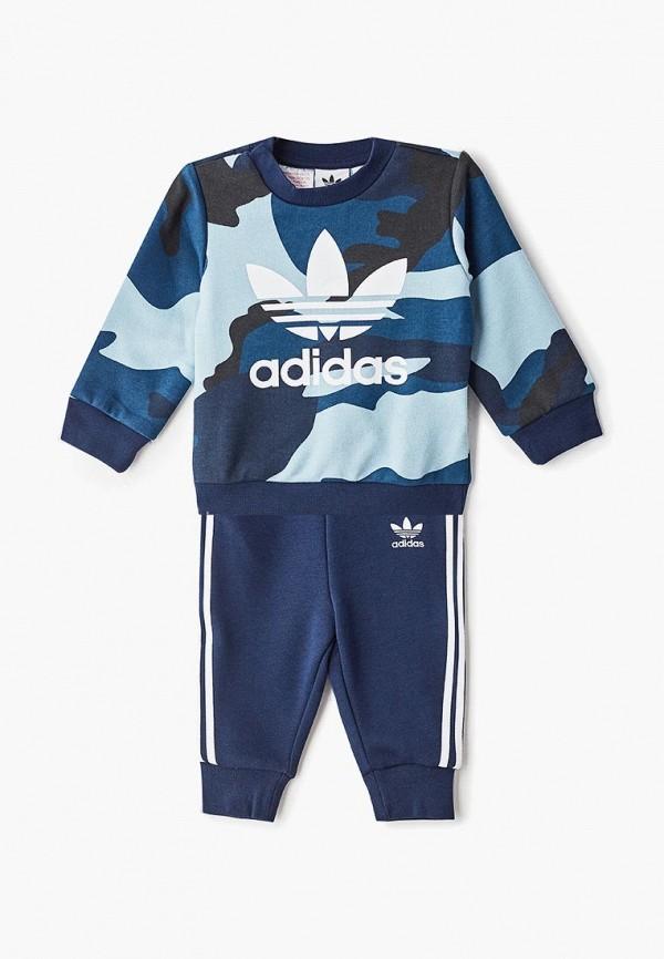 купить Костюм спортивный adidas Originals adidas Originals AD093EBEOLH3 онлайн