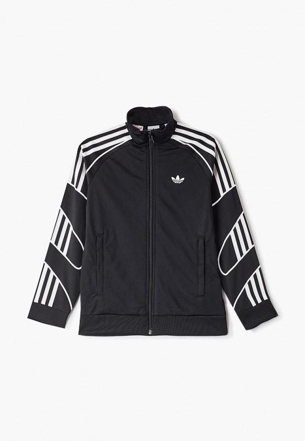 Фото - Олимпийка adidas Originals черного цвета