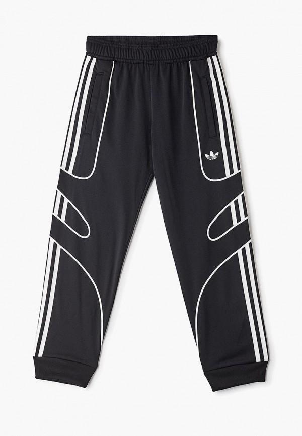 Купить Брюки спортивные adidas Originals черного цвета