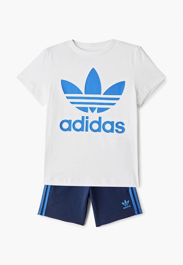 Костюм спортивный adidas Originals adidas Originals AD093EBFJWP7
