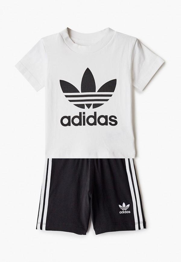 Костюм спортивный adidas Originals adidas Originals AD093EBIALQ3 костюм спортивный adidas originals adidas originals ad093ebfjwl3