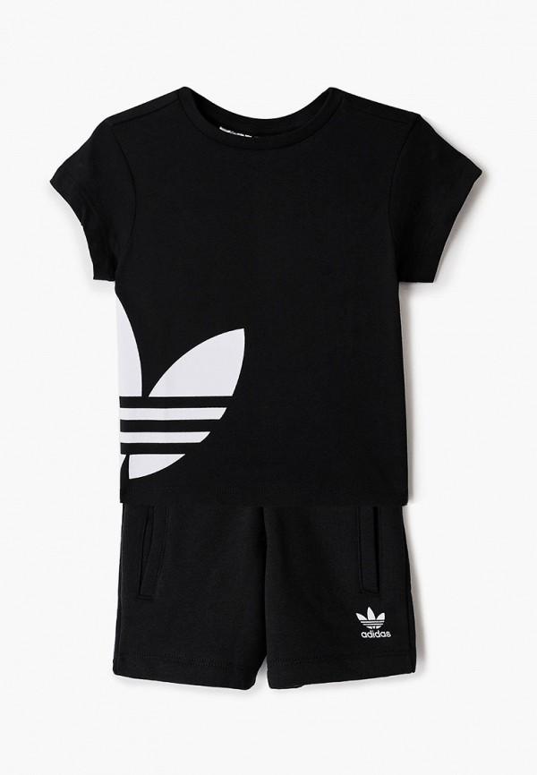 Костюм спортивный adidas Originals adidas Originals AD093EBIALU4 костюм спортивный adidas originals adidas originals ad093ebfjwl3