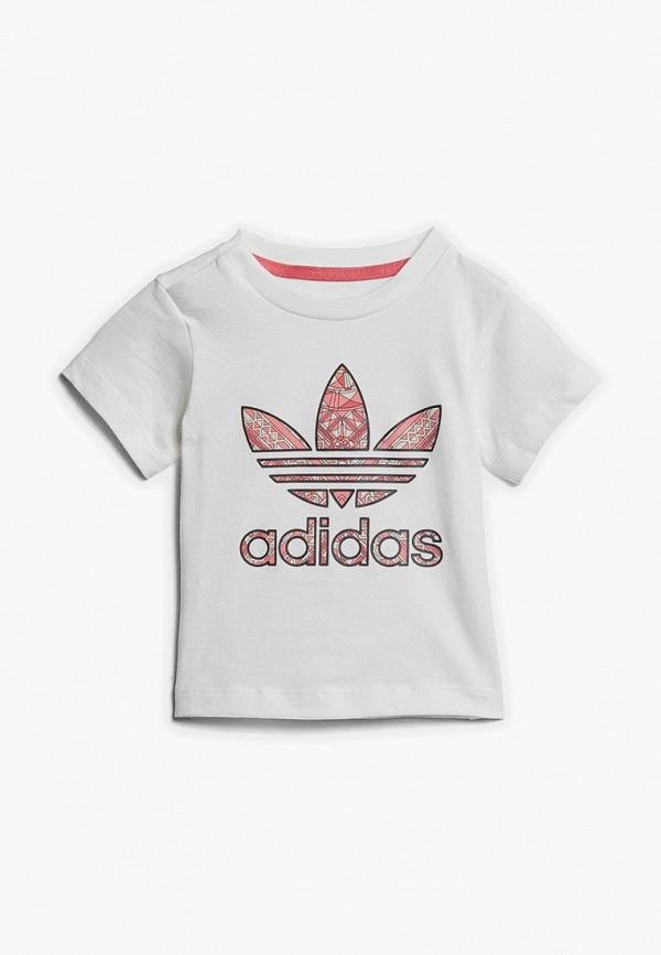 Футболка adidas Originals adidas Originals AD093EGALQK5 футболка adidas originals adidas originals ad093ebqht63