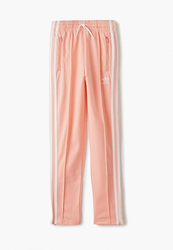 спортивные брюки adidas для девочки